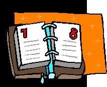image of a daily calendar